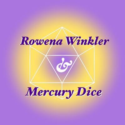 RBW and Mercury Dice Logo